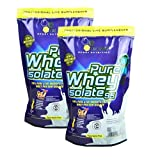 Olimp Pure whey Isolate 95 2 x 600g Beutel Vanille by Olimp