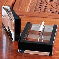 Posacenere in cristallo creativo fumatori Bar Soggiorno Ufficio Moda Cigar Ashtray