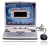 Kids Goods Best Deals - Planet Of Toys Notebook Computer With Mouse (22 Activities & Games)