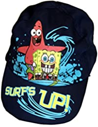 "Spongebob Basecap ""Surf's up!"" - blau"