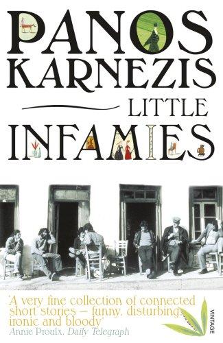 Little Infamies (Georgette Peach)