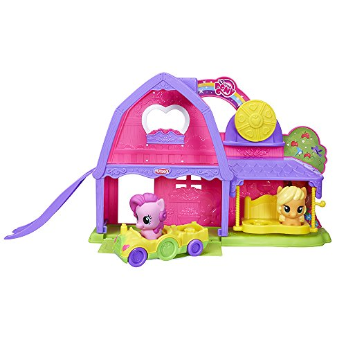Playskool - Playset Establo divertido (Hasbro B4623EU4)