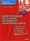 Image de Agent spécialisé de la police technique et scientifique (ASPTS)
