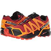 Salomon Speed Cross 4 GTX Zapatillas de escalada, rojo, naranja