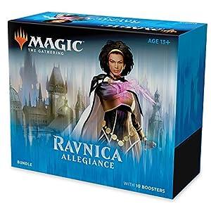 Wizards of the Coast MTG-RNA-BU-EN Magic The Gathering-Ravnica Paquete de Lealtad