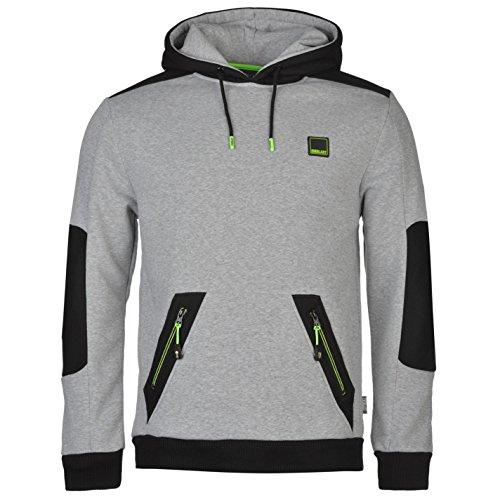 everlast-herren-premium-kapuzenpullover-hoody-hoodie-sweatshirt-pullover-grau-marl-small