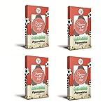 Popcornloop Zubehör bestehend aus 24x Fußball Popcorntüten in 4 Packungen á 6 Tüten....