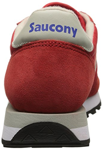 Saucony  Jazz Original, Baskets pour homme Rouge Rosso/Grigio Rosso/Grigio