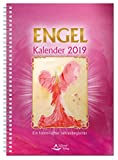 Engel-Kalender 2019: Ein himmlischer Jahresbegleiter - Tischkalender