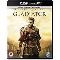 Gladiator Blu-ray 2018 Region B