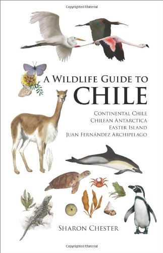 A Wildlife Guide to Chile: Continental Chile, Chilean Antarctica, Easter Island, Juan Fernández Archipelago: Continental Chile, Chilean Antarctica, Easter Island, Juan Fernandez Archipelago