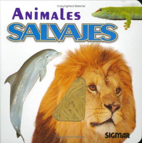 Animales Salvajes/Wild Animals (Caricias/Caresses) por Paula Vera