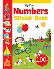My first Numbers Sticker Book