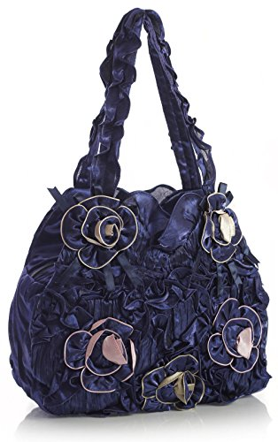 big-handbag-shop-lightweight-ruffle-tiered-taffeta-fabric-wedding-evening-shoulder-handbag