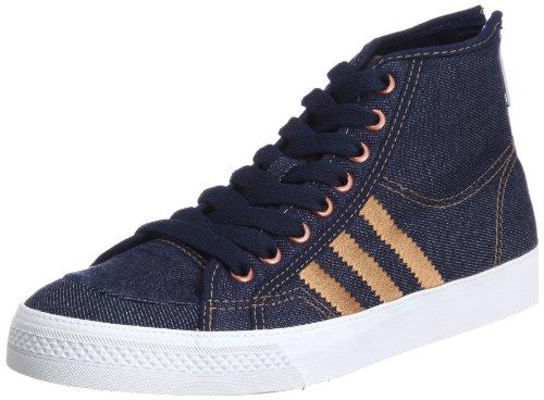 designer fashion 84ecb 47a60 ... adidas Nizza Hi Asset Heelzip 44 UK 9 Sneaker G44991 Blau Denim