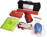EJP-Bag Praktisches Erste-Hilfe-Set (Notfall-Set). Kofferraumtasche passend für DEFENDER