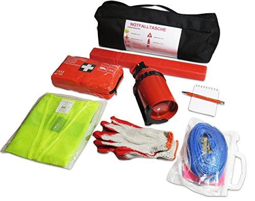 EJP-Bag Praktisches Erste-Hilfe-Set (Notfall-Set). Kofferraumtasche Passend für X5 F15.