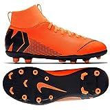 Nike JR SUPERFLY 6 CLUB MG orange - 38.5