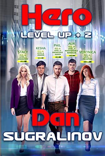 Hero (Level Up Book #2) LitRPG Series (English Edition) par Dan Sugralinov