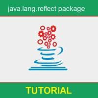 java.lang.reflect package tutorial