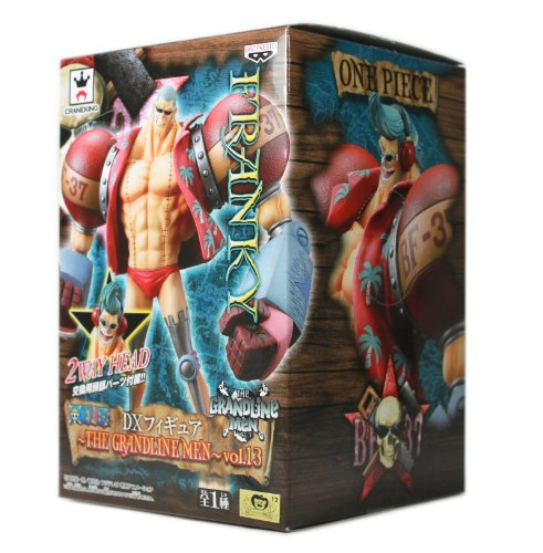 One Piece DX Figure ~ GRANDLINE MEN ~ Vol.13 Frankie (japan import) 2