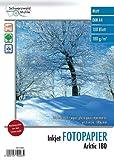 Schwarzwald Mühle Inkjet Papier: 100 Blatt Inkjet-Fotopapier