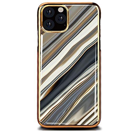 SHRG Adatto per iPhone 11/iPhone 11 PRO/iPhone 11 PRO Max Conchiglia,con Cover in TPU con Ultra-Sottile Custodia in Silicone Infrangibile E Antiurto,E,iphone11pro
