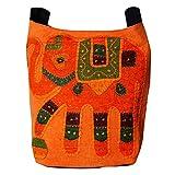Bon Choice Handmade Ethnic Patch Work Multicolor Shoulder Bag 103