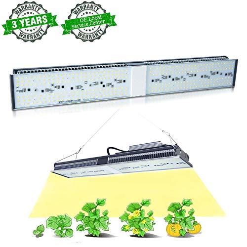 MARS HYDRO LED Grow Lampe SP 150 SP250 Vollspektrum Pflanzenlampe für Hydroponik Zimmerspflanzen wachsen Blumen und Gemüse (SP 150) (Wachsen 250-watt-led Licht)