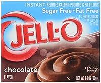 Jell.o Sugar Free Chocolate Pudding, 39g