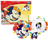 Walt Disney Mickey Mouse 3TLg Porzellan Kinder Geschirr