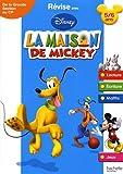 La maison de Mickey, de la Grande Section au CP