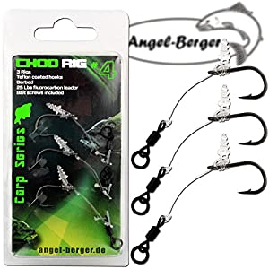 Angel-Berger Chod Rig Boilierig Pop Up Rig 2 pcs