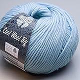Lana Grossa Cool Wool Big freie Farbwahl (946 - Himmelblau)