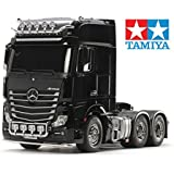 TAMIYA RC Mercedes-Benz Actros 3363 6x4 GigaSpace 1:14 Assembly Kit 56348