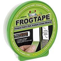 Frogtape 100029 Cinta Adhesiva, 36 mm x 41.1 m, con Paintblock