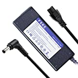 FSKE Alimentation pour ordinateur portable Pour TOSHIBA 19V 3.95A 75W Chargeur adaptateur Connecteur :5.5*2.5mm