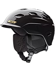 Smith Optics Vantage WMNS-Mips Adult Snow Snowmobile Helmet - Black Pearl / Large by Smith Optics