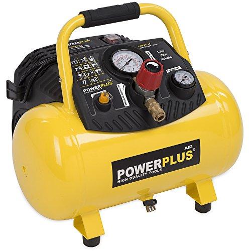 Preisvergleich Produktbild Kompressor 1,5 PS 12 Liter POWX1723