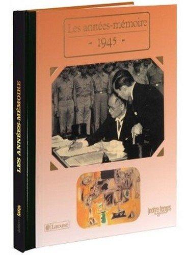1945 Les Années-Mémoire