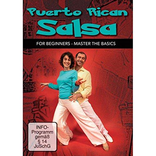Puerto Rican Salsa For Beginners [DVD], DVD