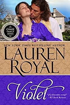 Violet (Chase Family Series: The Flowers Book 1) (English Edition) di [Royal, Lauren]
