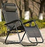 Life Carver zero gravity chair Sun Loungers Reclining garden deck chair Camp sun loungers for garden Set of 2