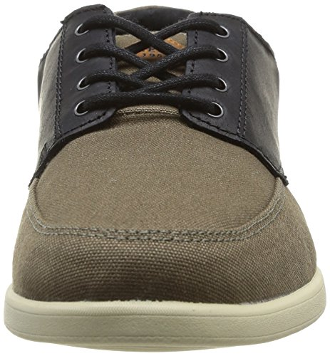 Reef Whaler Premium, Baskets mode homme Multicolore (Chocolate/Brown)