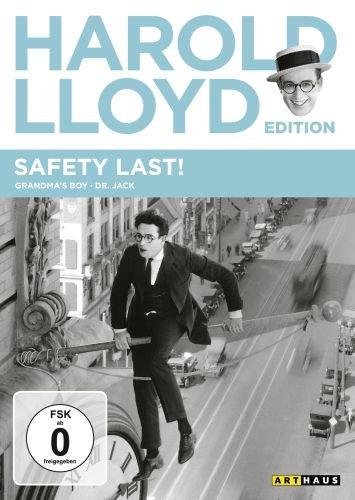 Safety Last! (OmU)