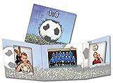 100 Stk. Portraitmappe 3-teilig für 13x18 Fotos & CD im Design