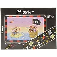 KINDERPFLASTER Piraten Briefchen 10 St Pflaster preisvergleich bei billige-tabletten.eu