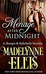 Menage After Midnight (Romps & Rakehells Book 2) (English Edition)