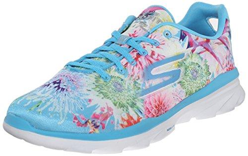 Skechers Damen Go Fit TrBayrose Sneakers Blau (BLMT)