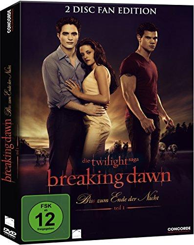 Bild von Breaking Dawn - Bis(s) zum Ende der Nacht - Teil 1 (Fan Edition) [2 DVDs]